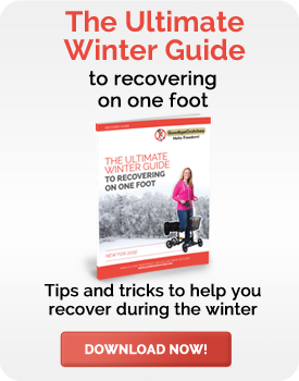 Winter Guide to Crutches