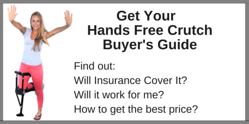 iWALK2.0 HandsFree Crutch Buyers Guide