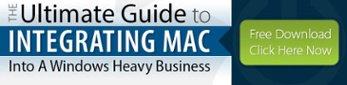Mac Integration In A Windows Heavy Environment