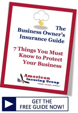 Download our Commercial Insurance Guide Book: 7 Things You Must Know to Protect Your Business