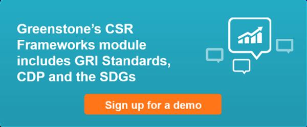 GRI CDP SDGs - CSR Frameworks