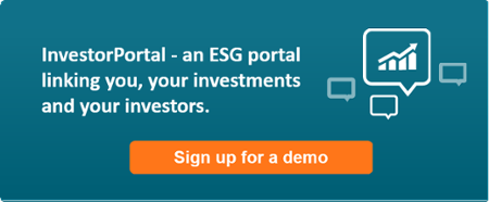 Greenstone investor ESG software - InvestorPortal (demo)