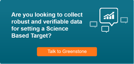 science based targets greenstone