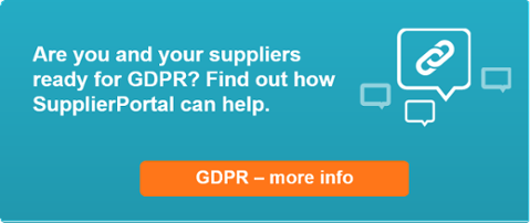 GDPR_asessment_service_supplierportal