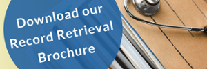 Download our Record Retrieval Brochure
