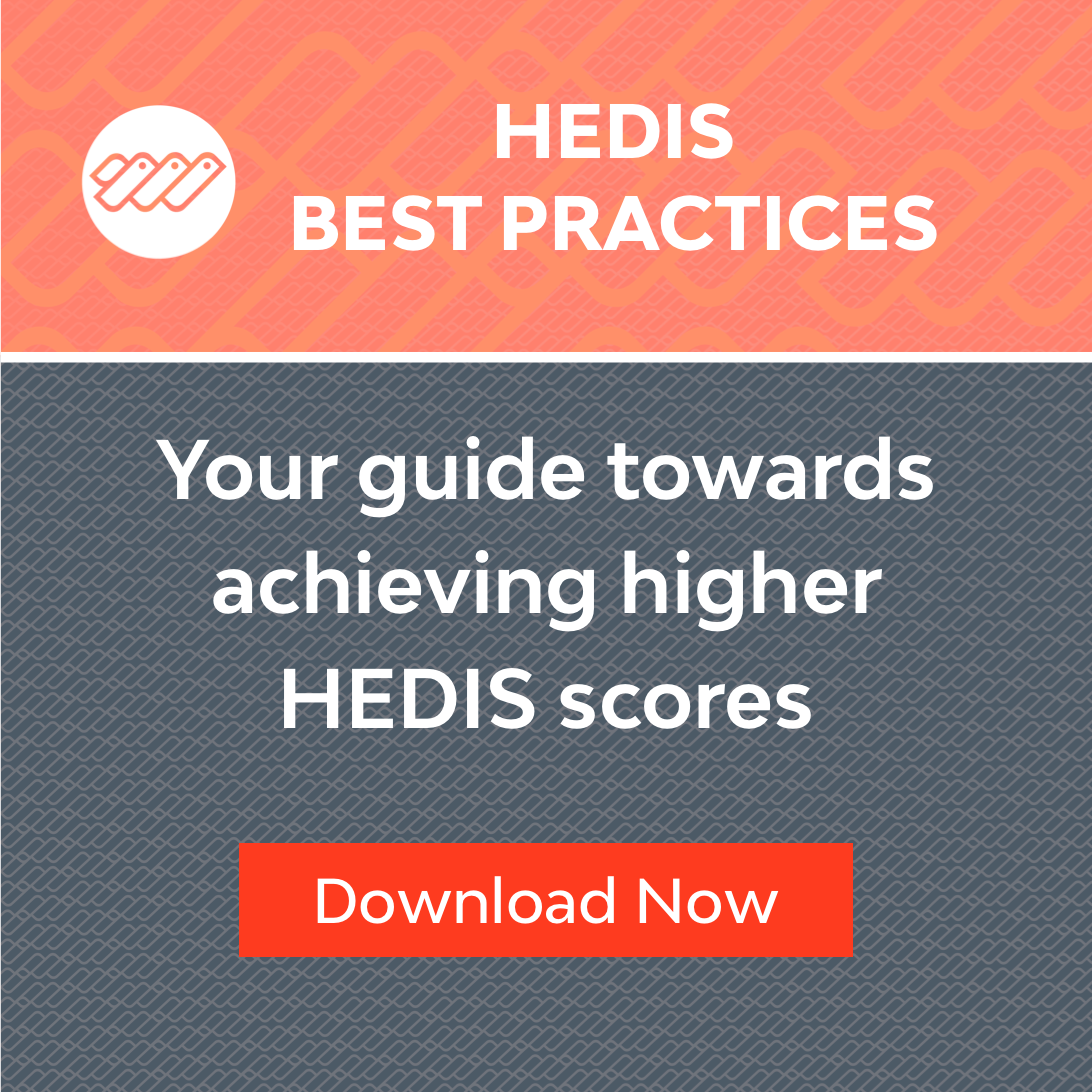 HEDIS 2017 Best Practices