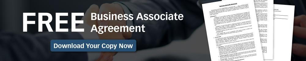 Free Template Business Associate Agreement