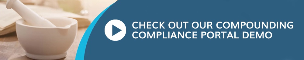 compounding compliance portal demo