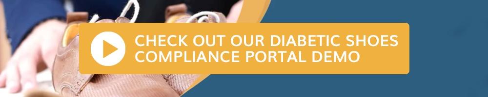 diabetic shoes portal demo