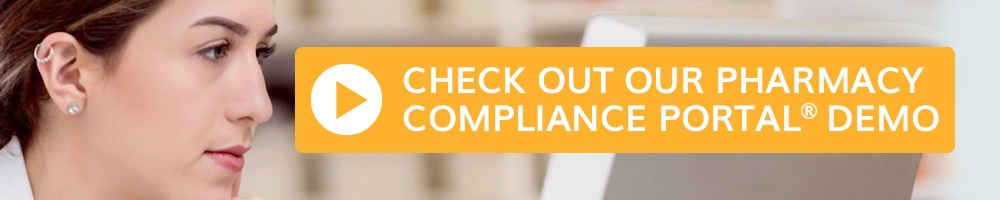 pharmacy compliance portal demo