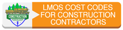 LMOS Cost Codes For Construction Contractors