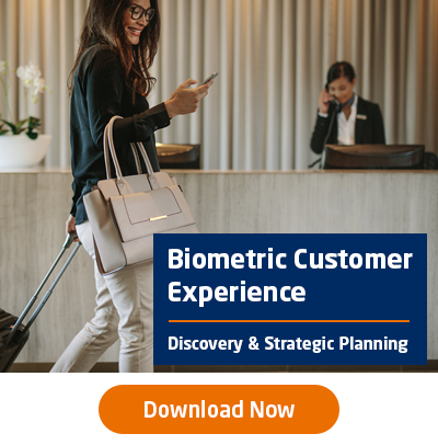 Biometric Customer Experience - Discovery and Strategic Planning