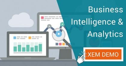 Yêu cầu demo giải pháp hệ thống kinh doanh thông minh (BI)