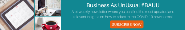 Subscribe to Business as Unusual BAUU Newsletter