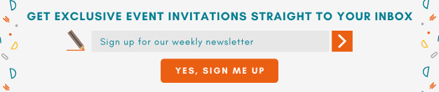 Subscribe to TRG Event Newsletter