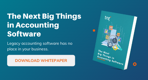 Whitepaper The next big things in Accounting Software