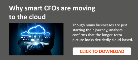 Why Smart CFOs are Moving to the Cloud