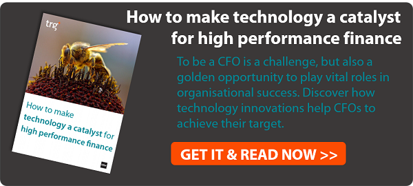 Download Whitepaper: How to make technology a  catalyst for high-performance finance