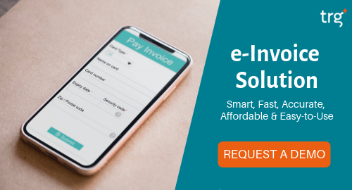 Request demo - e-Invoice Solution EN
