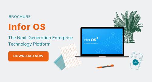 Download Infor OS Brochure