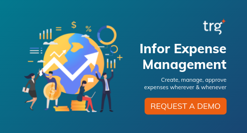 Request Infor Expense Management Demo