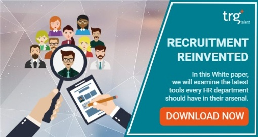 TRG Talent Recruitment Reinvented White paper download