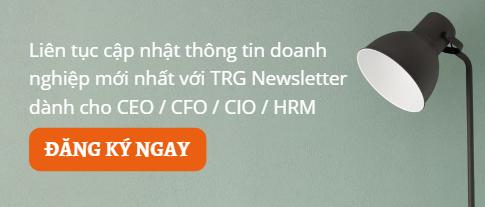 Đăng ký nhận TRG Newsletter