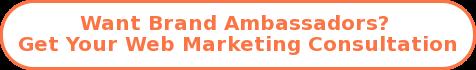 Want Brand Ambassadors?  GetYour Web Marketing Consultation