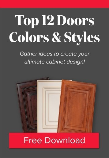 Top 5 Door Colors Free Download from Kitchen Magic