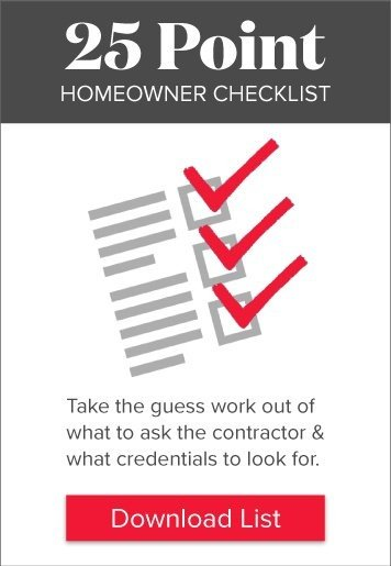 Free Download - 25 Point Checklist for Kitchen Contractors