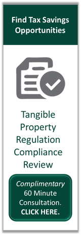 Tangible Property Regulation Compliance