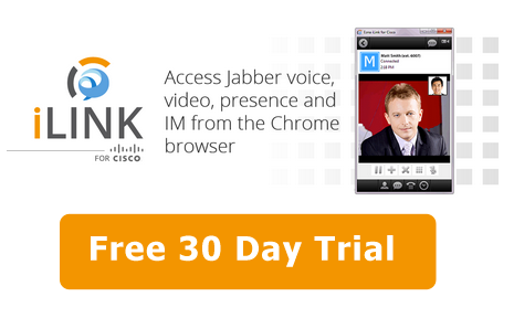 Esna iLink for WebEx Free 30 Day Trial