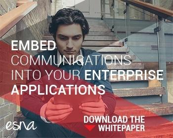 Embed communications into your enterprise applications > Download the white paper  |  http://esna.com