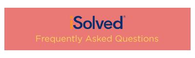 iSolved FAQ