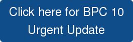 Click here for BPC 10 Urgent Update