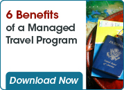 Beneftis of a Managed Travel Program