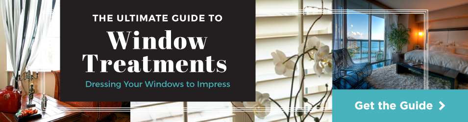 ultimate guide to window treatments