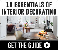 10 Essentials of Interior Decorating