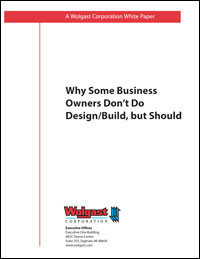 Why Some Business Owners Don't Do Design/Build, but Should