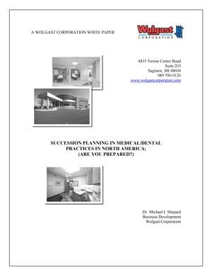 Succession Planning White Paper