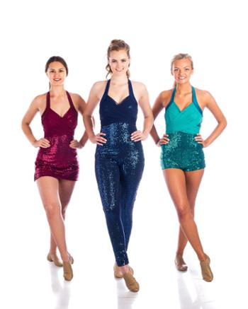 Customizable Dance Team Costumes now available at Satin Stitches
