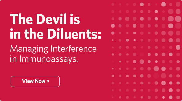 Webinar: 'The Devil Is in the Diluents'