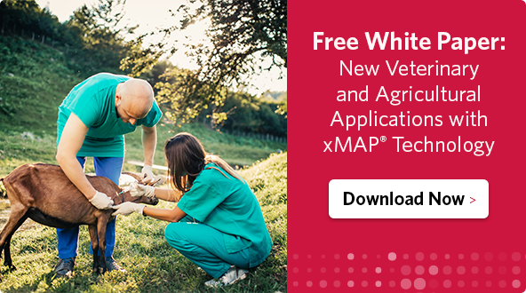 Free White Paper: New Veterinary and Agricultural Applications with xMAP Technology
