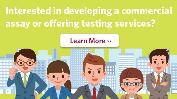 Interested in developing a commercial assay or offering testing services? Learn about becoming a Luminex Partner.