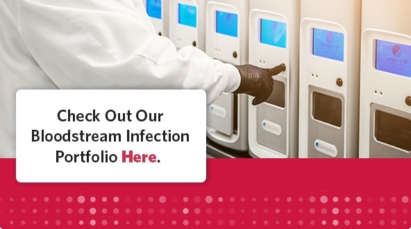 Check Out Our Bloodstream Infection Portfolio Here.