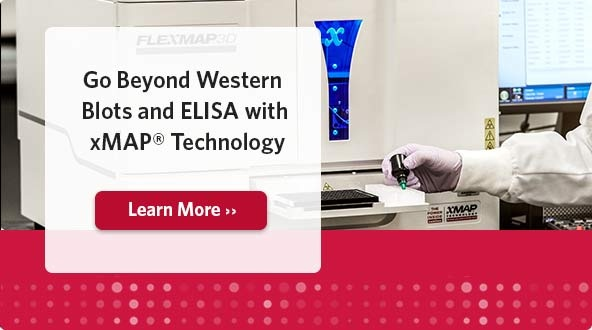 Go Beyond Western Blots and ELISA with xMAP Technology