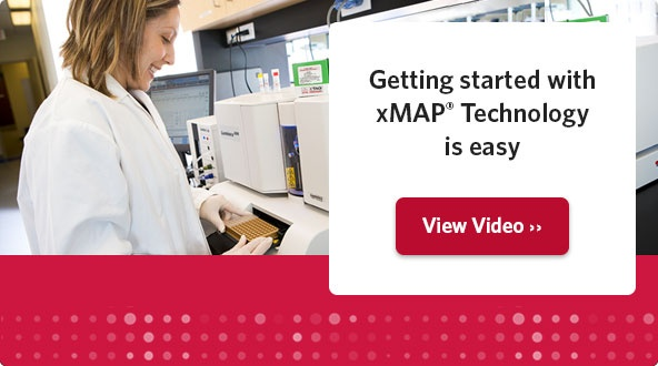 Getting started with xMAP Technology is easy