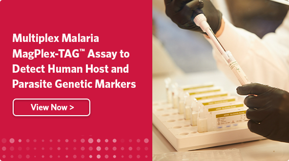 Multiplex Malaria MagPlex-TAG Assay to Detect Human Host and Parasite Genetic Markers