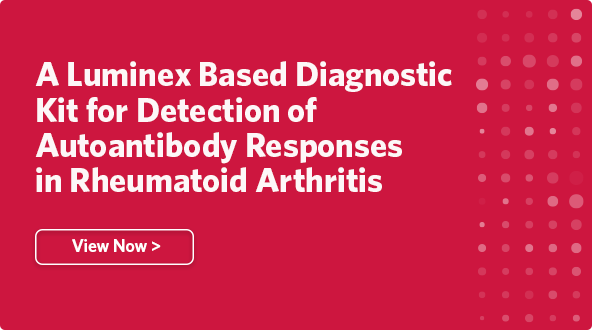 Webinar: Improving Rheumatoid Arthritis Diagnostics with Multiplex Assays