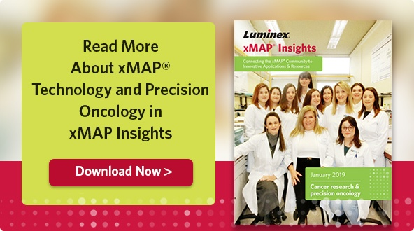 Read More About xMAP Technology and Precision Oncology in xMAP Insights